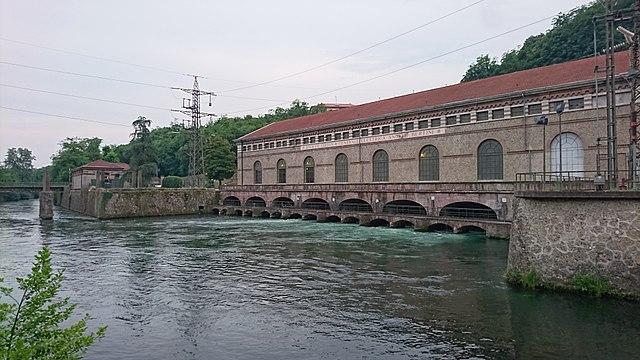 centrale idroelettrica bertini via wikimedia commons