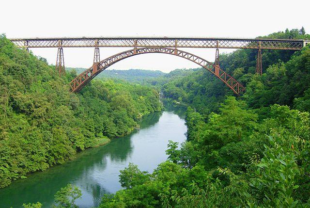 ponte paderno adda via wikimedia commons
