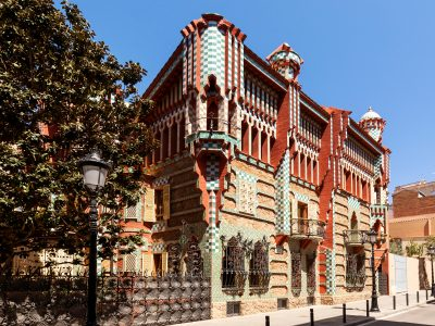 Casa Vicens, Barcellona