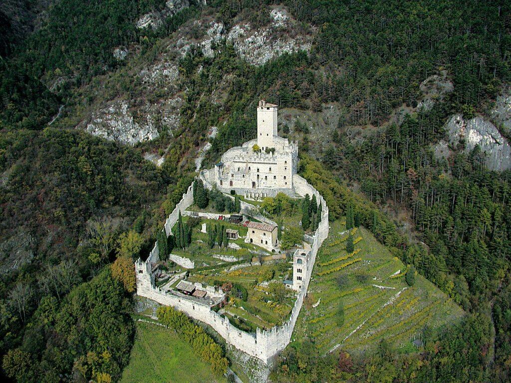 Castello di Avio. Via FAI