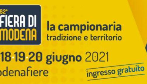 Fiera di Modena 2021