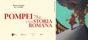 Mostra Pompei al Colosseo Fonte: Parco archeologico del Colosseo