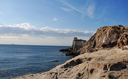Turismo toscano. Costa toscana. Via Wikimedia COmmons.