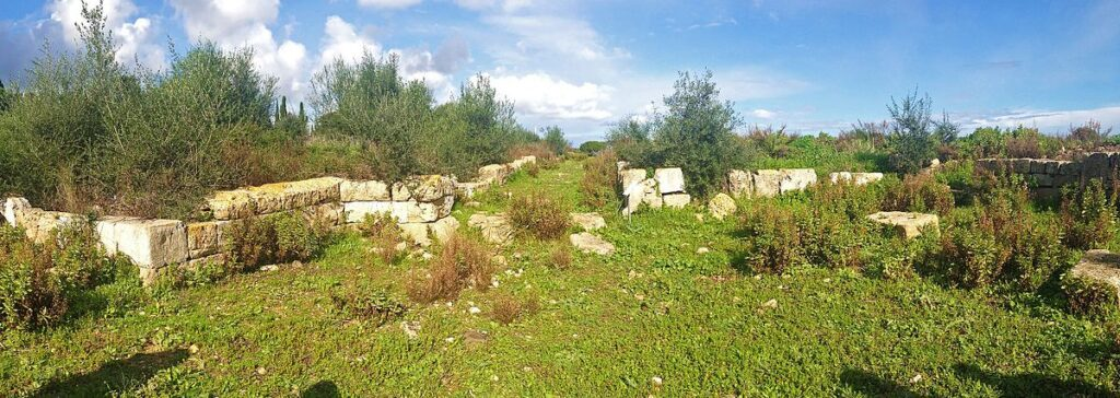 Porta sud di Megara Hyblaea