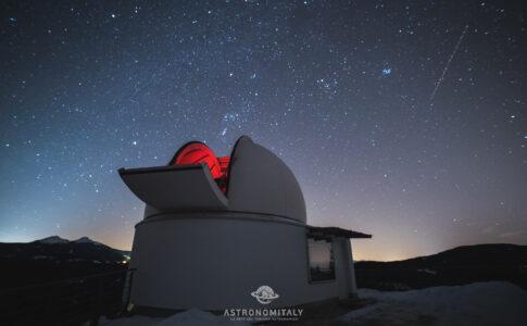 Val D'Ega, Osservatorio. Ph. Astronomitaly, Via Val D'Ega.