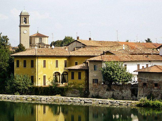 vaprio d'adda via wikimedia commons