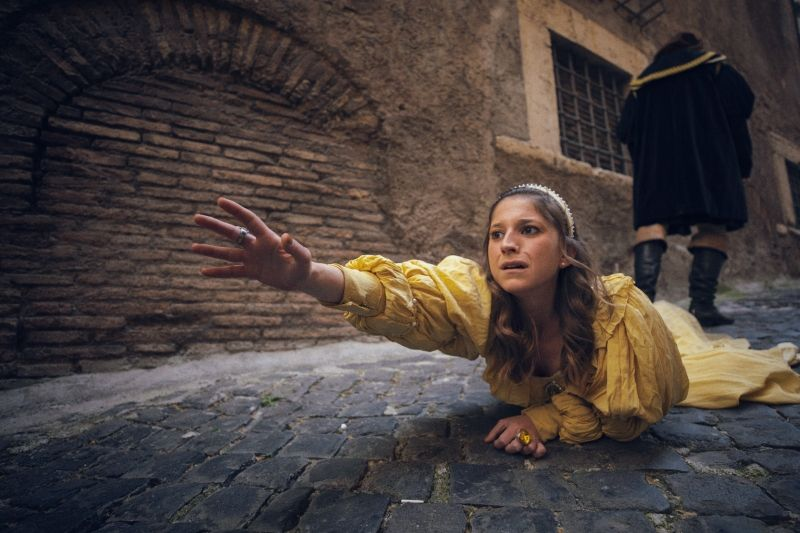 Visite guidate teatralizzate: Beatrice Cenci