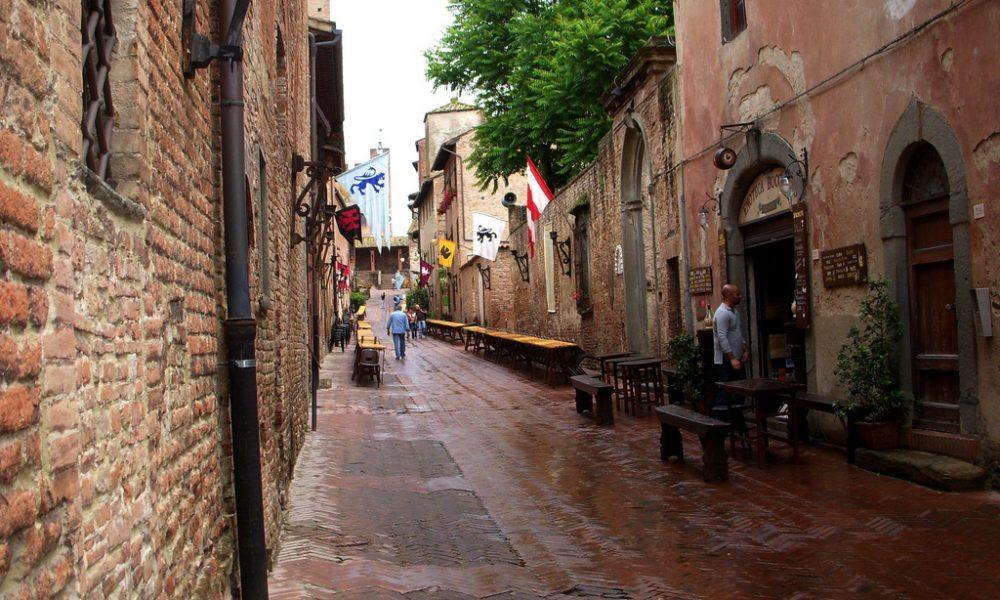 Certaldo Fonte: Visit Tuscany