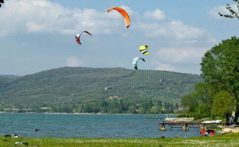 Sport acquatici Fonte: Umbria Tourism