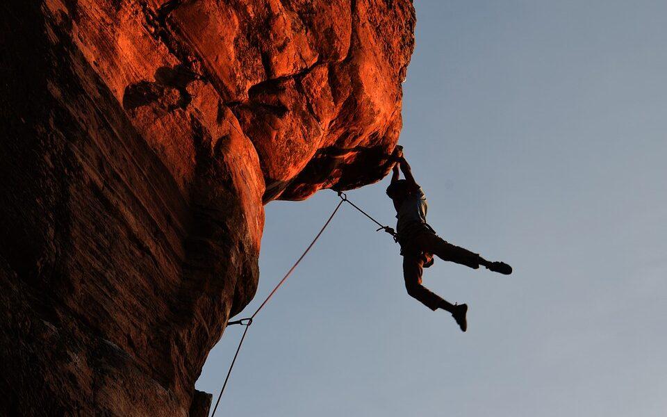 Climbing, arrampicata