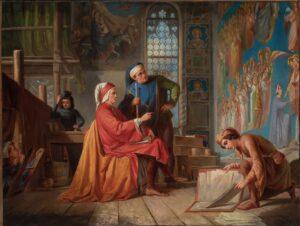 Verona mostra Dante Fonte: Galleria d'Arte Moderna Achille Forti