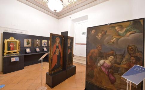 Mostra Amatrice Fonte: Fondazione Varrone