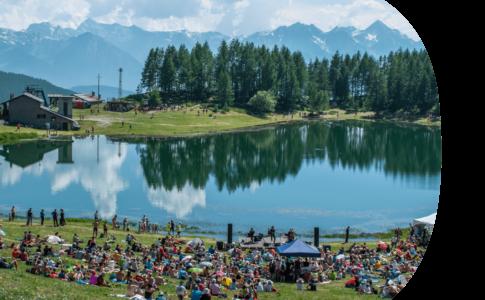 Musicastelle Outdoor, Valle d'Aosta