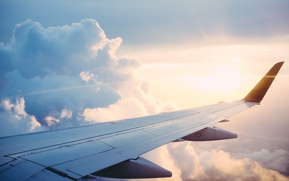 Turismo, aereo, viaggi