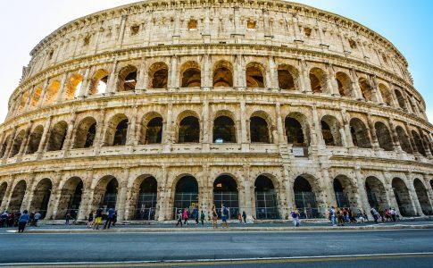Colosseo Ph: user32212 Fonte: Pixabay