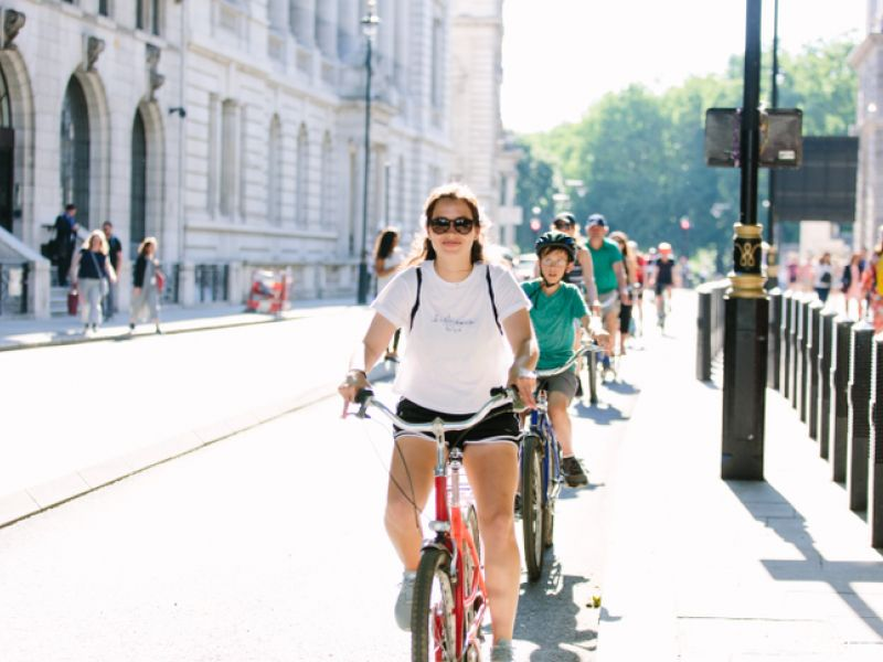 Bicicletta Gran Bretagna Fonte: Visit Britain