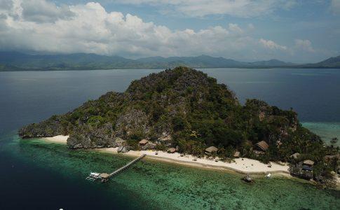 Isola privata Filippine