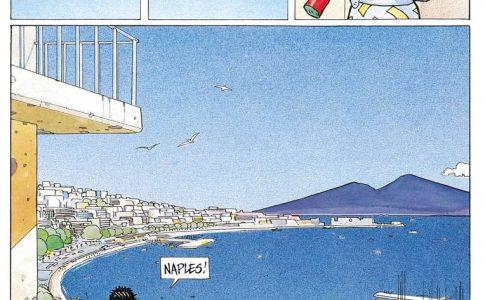 Moebius Fonte: Museo Archeologico di Napoli