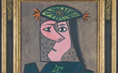 Museo del Prado, Picasso