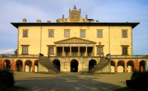 Ville dei Medici Fonte: