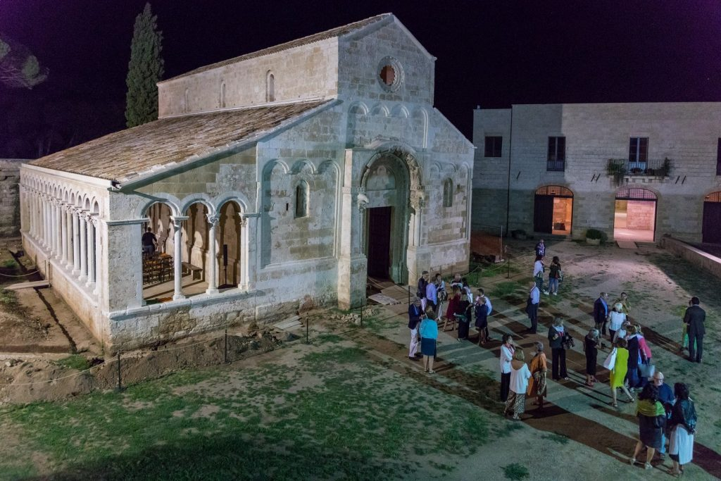 Abbazia di S.Maria di Cerrate, Leccce_Foto Giuseppe Moretti_2018_(C) FAI - Fondo Ambiente Italiano
