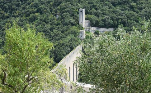 Spoleto acquedotto