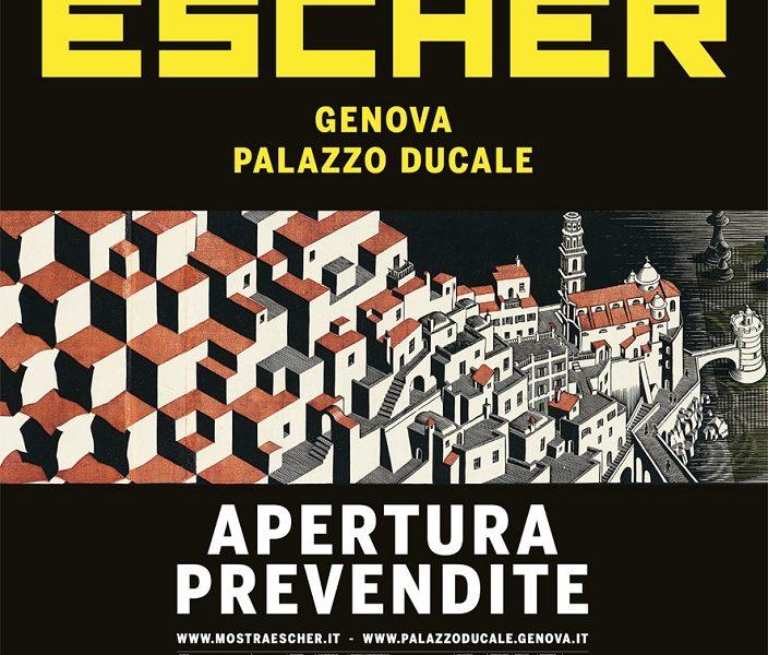 Escher mostra