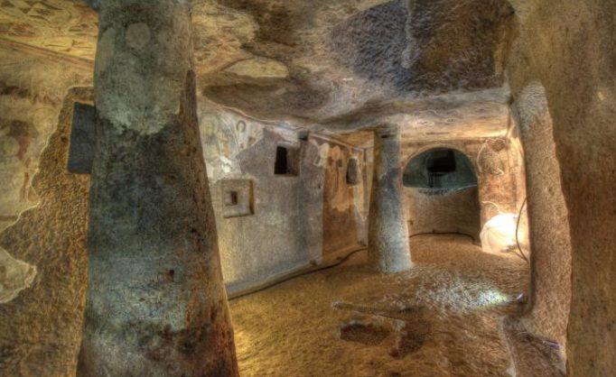 Domus de Janas Fonte: Sardegna Turismo