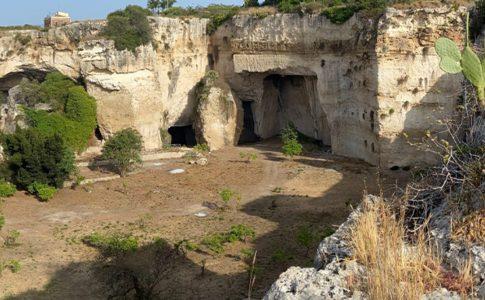 Grotta dei Cordari fonte: Parco archeologico di Siracusa