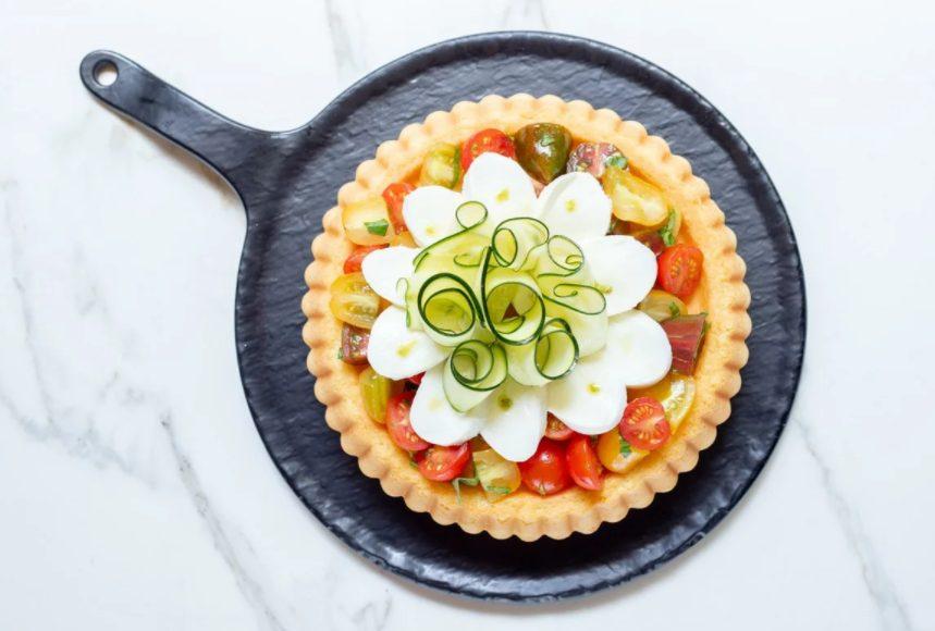 Crostata salata Fonte: Turismo Sudtirol