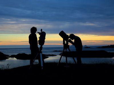 astronomia irlanda via tourism ireland