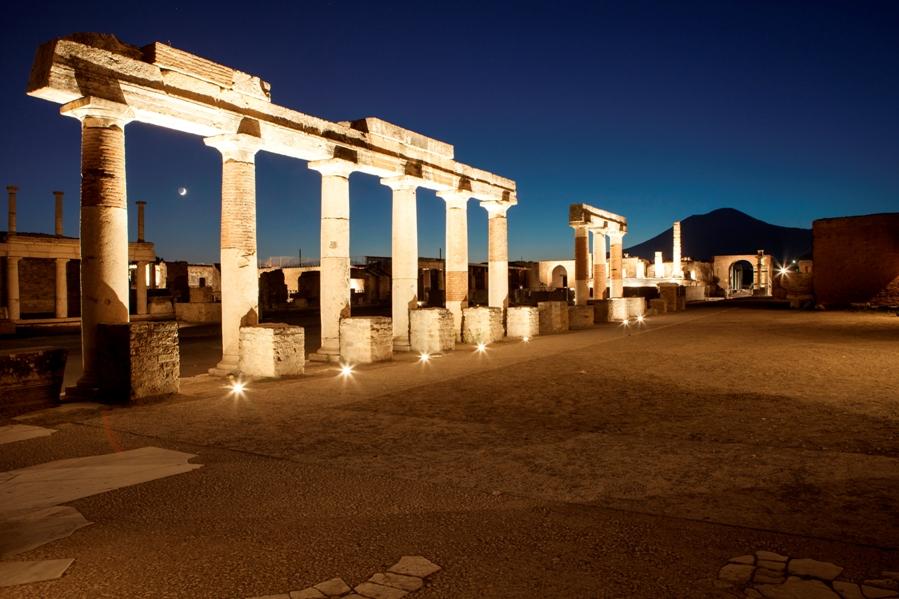 Pompei Fonte: Parco Archeologico Pompei