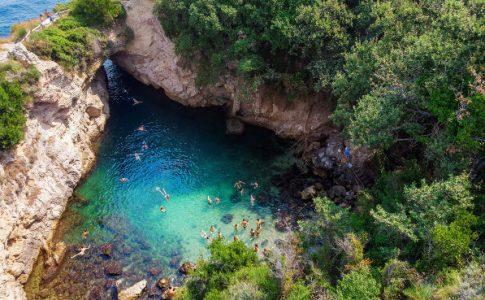Spiagge Italia Fonte: Agenzia Nazionale Turismo Italia