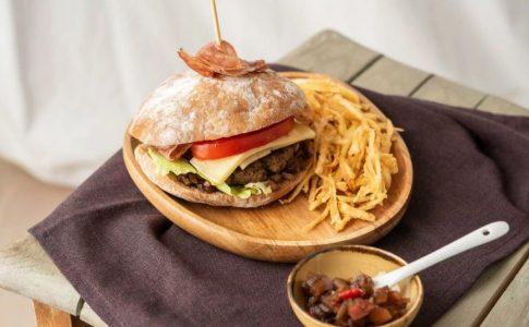 hamburger via suedtirol