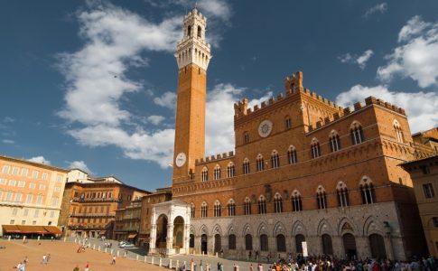 Siena Fonte: Visit Tuscany