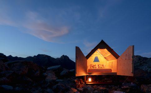 Airbnb mini house