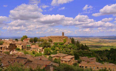 Toscana, Montalcino