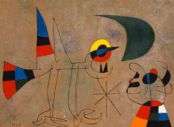 Miró. Il colore dei sogni via FOndazione Magnani - Rocca