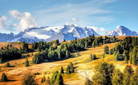 Trekking e hiking in Trentino