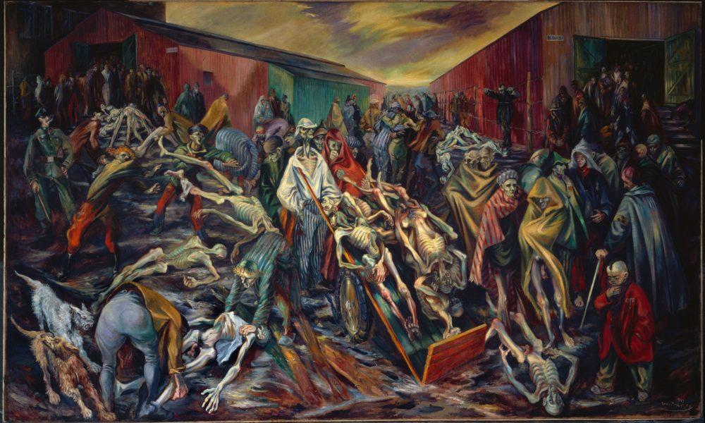 Scuderie del Quirinale, mostra Inferno