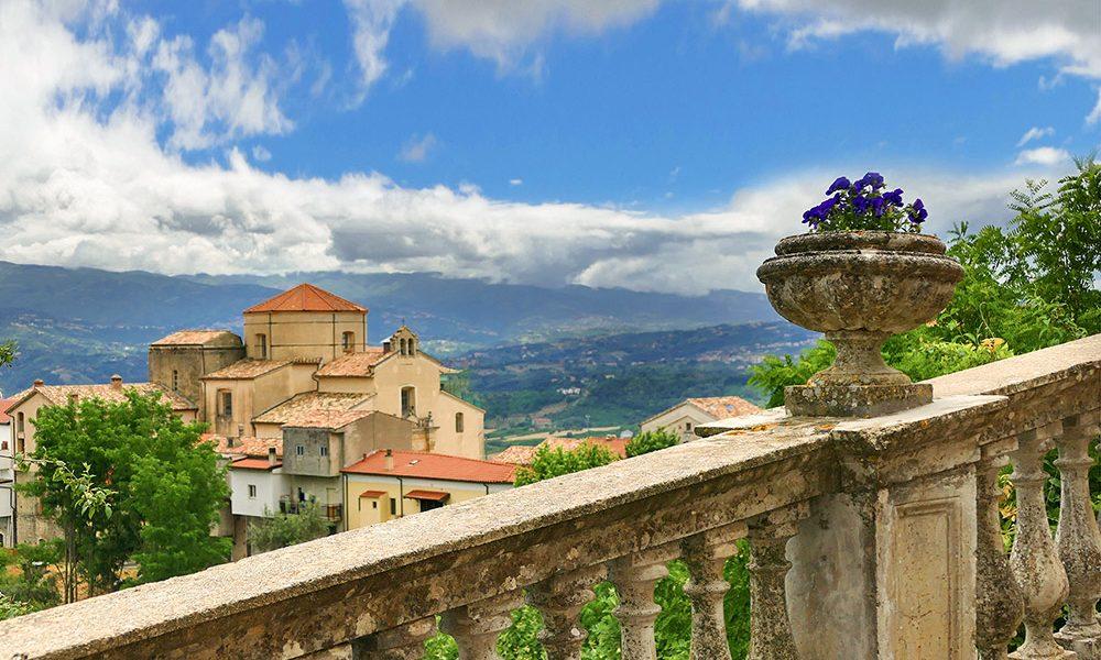 Calabria, Rende
