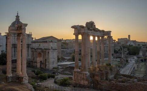 Musei gratis Roma ph: rickymaffeis Fonte: Pixabay