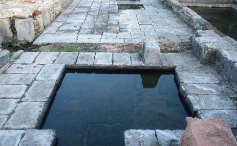 Acque termali Fonte: Sardegna Turismo Ph: Coop. Forum Traiani
