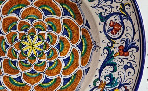 ceramica umbria via umbria tourism