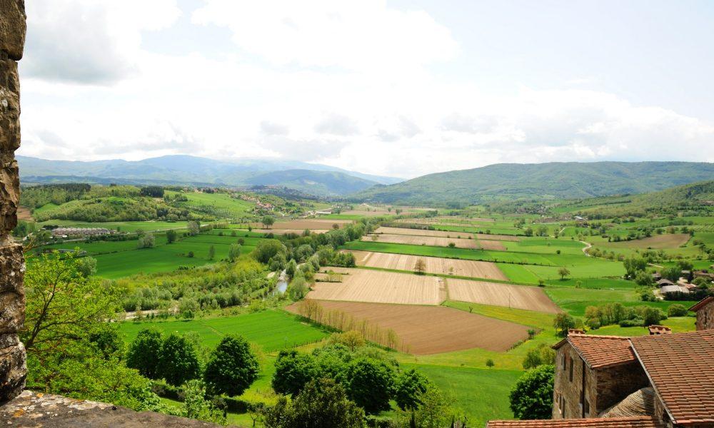 Toscana Fonte: Visit Tuscany