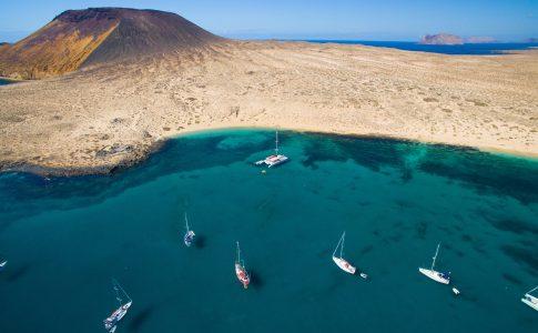 Isole Canarie, La Garciosa