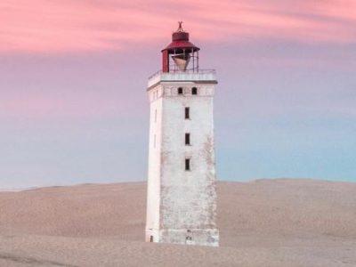 Faro di Rubjerg Knude, Danimarca