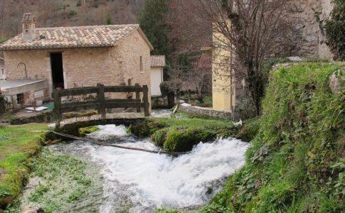Rasiglia Fonte: Umbria Tourism