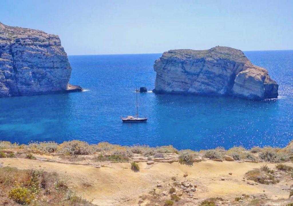 Dwejra. Via Visit Malta.
