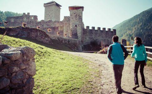 Trenino dei Castelli Fonte: Visit Trentino
